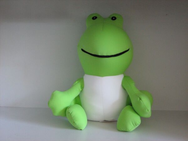 SnugglePlus Animal Pillow Frog