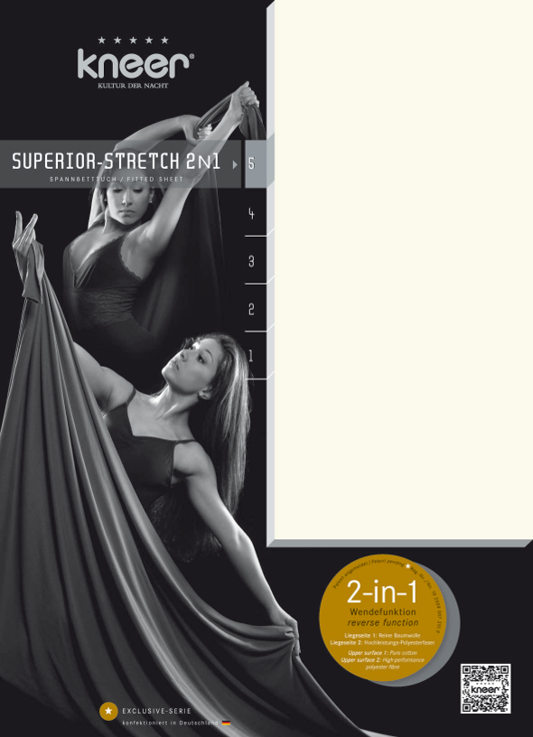 Superior-Stretch 2in1 180/200 - 200/220 cm